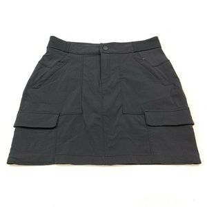 Athleta Black Stretch Athletic Skort Size 8